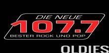 """<span lang =""""de"""">Die Neue 107.7 – Oldies</span>"""