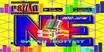 RadioNE FM100.3 San Jose City