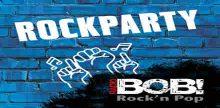 """<span lang =""""de"""">Radio Bob Rockparty</span>"""