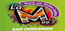 Radio La M 99.7 FM
