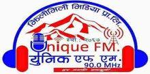 Unique FM 90 MHz