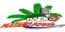 "<span lang =""es"">Platano Power Radio</span>"