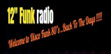 12″ Funk Radio