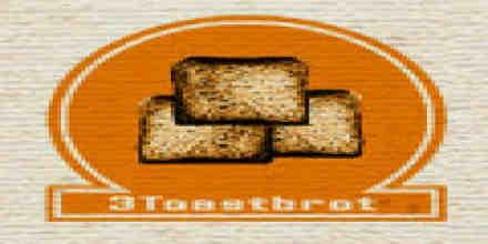 3 Toastbrot