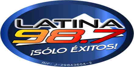 Latina 98.7 FM
