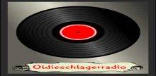 "<span lang =""de"">Oldie Schlager Radio</span>"