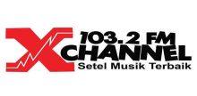 X Channel 103.2 FM Serang
