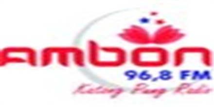 AMBON 96.8 FM