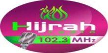 """<span lang =""""id"""">Hijrah Radio</span>"""