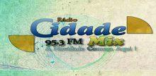 """<span lang =""""pt"""">Radio Cidade Mix</span>"""
