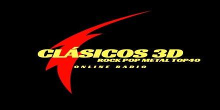 Clasicos 3D - Online Radio