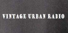 Vintage Urban Radio