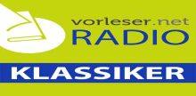 """<span lang =""""de"""">Vorleser.net-Radio – Klassiker</span>"""