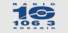 Radio 10 Rosario 106.3