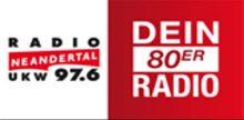 Radio Neandertal – 80er Radio