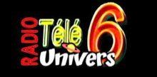 """<span lang =""""fr"""">Radio Tele 6 Univers</span>"""