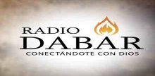 """<span lang =""""es"""">Dabar Radio</span>"""