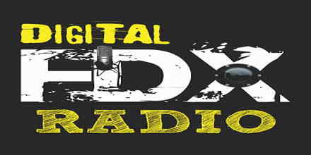 Digital FDX Radio