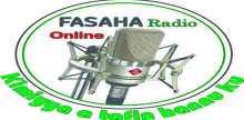 "<span lang =""ha"">Fasaha Radio</span>"