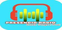 """<span lang =""""es"""">Presencia Digital Radio</span>"""