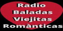 """<span lang =""""es"""">Radio Baladas Viejitas Romanticas</span>"""