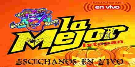 Radio La Mejor Ixtapan Online