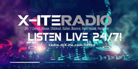 X-ite Radio 24/7 Barcelona