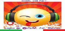 "<span lang =""es"">Xhirl 108 FM</span>"