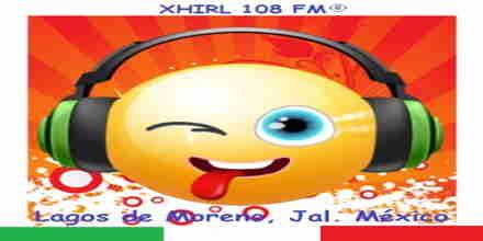 Xhirl 108 FM