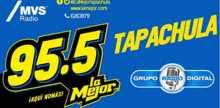 La Mejor FM 95.5 Tapachula