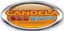 """<span lang =""""es"""">Candela 95 Radio</span>"""