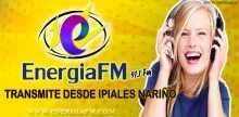 """<span lang =""""es"""">Energia FM Online</span>"""