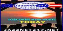 JazzNet247 Radio Europe