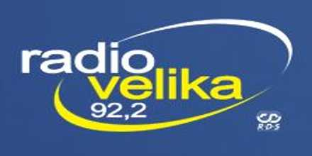 Radio Velika 92.2