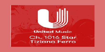 United Music Tiziano Ferro