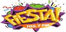"<span lang =""es"">Fiesta FM 105.7</span>"