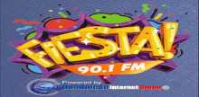 "<span lang =""es"">Fiesta FM 90.1</span>"