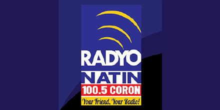 100.5 Radyo Natin Coron