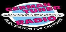 German Tuner Radio