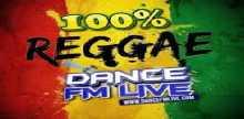 DanceFMLive Reggae