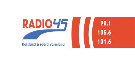 Radio 45 Gothenburg