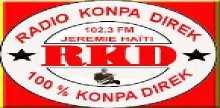 Radio Konpa Direk