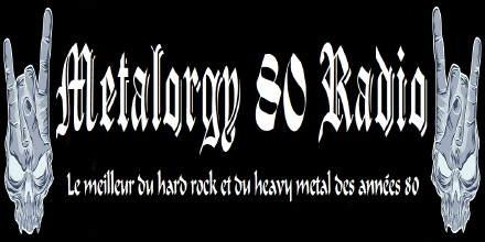 Metalorgy 80 Radio
