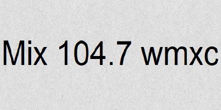 Mix 104.7 WMXC
