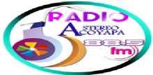 "<span lang =""es"">Radio Acoyapa Chontales</span>"