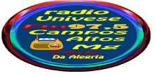 """<span lang =""""pt"""">Radio Universe FM 97.5</span>"""