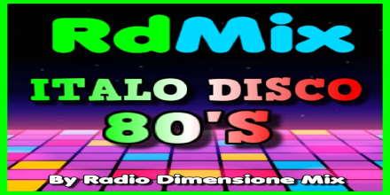 Rdmix Italo Disco 80s