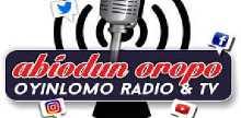 Abiodun Oropo Oyinlomo Radio