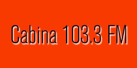 Cabina 103.3 FM