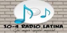 10-4 Latinski radio